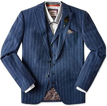 Joe Browns Mens Pinstripe Single Breasted Blazer