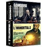 Gomorra - Boxset Stagioni 1-4 + L'Immortale (17 Dischi)