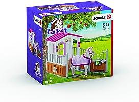 Schleich 42368 - Pferdebox mit Lusitano Stute