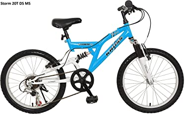 Kross STORM 20T DS Multi Speed Bicycle (Blue/White)