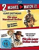 Für eine Handvoll Dollar/Für ein paar Dollar mehr [Blu-ray]