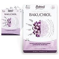 Ardaraz – Maschera viso Idratante Anti-età imbevuta di Siero concentrato di Bakuchiol - Antiossidante e Ringiovanente…