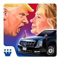 Race to White House - Trump vs Hillary 3D Simulator