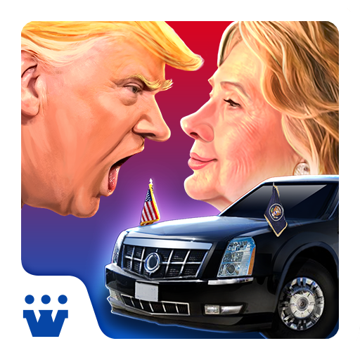 race-to-white-house-trump-vs-hillary-3d-simulator