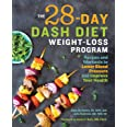 28 Day Dash Diet Weight Loss Program: Recipes and Workouts to Lower Blood Pressure and Improve Your Health