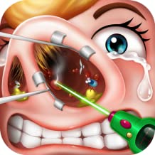 Nose Surgery Simulator - Free Doctor Game