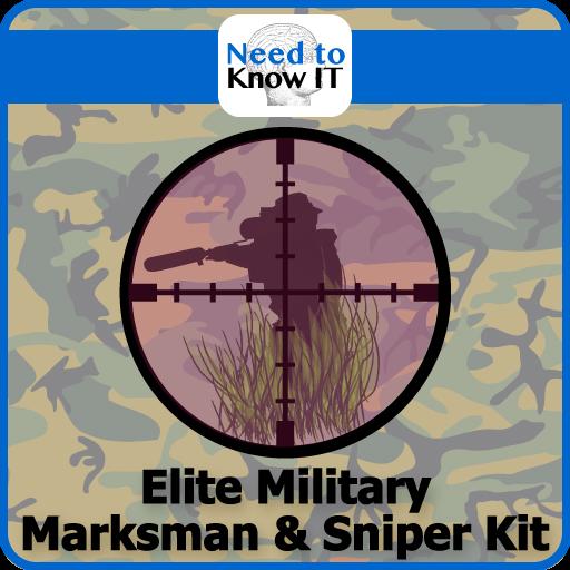 man & Sniper Kit (Doomsday Kit)