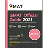 GMAT Official Guide 2021: Book + Online Question Bank (Gmat Official Guides)