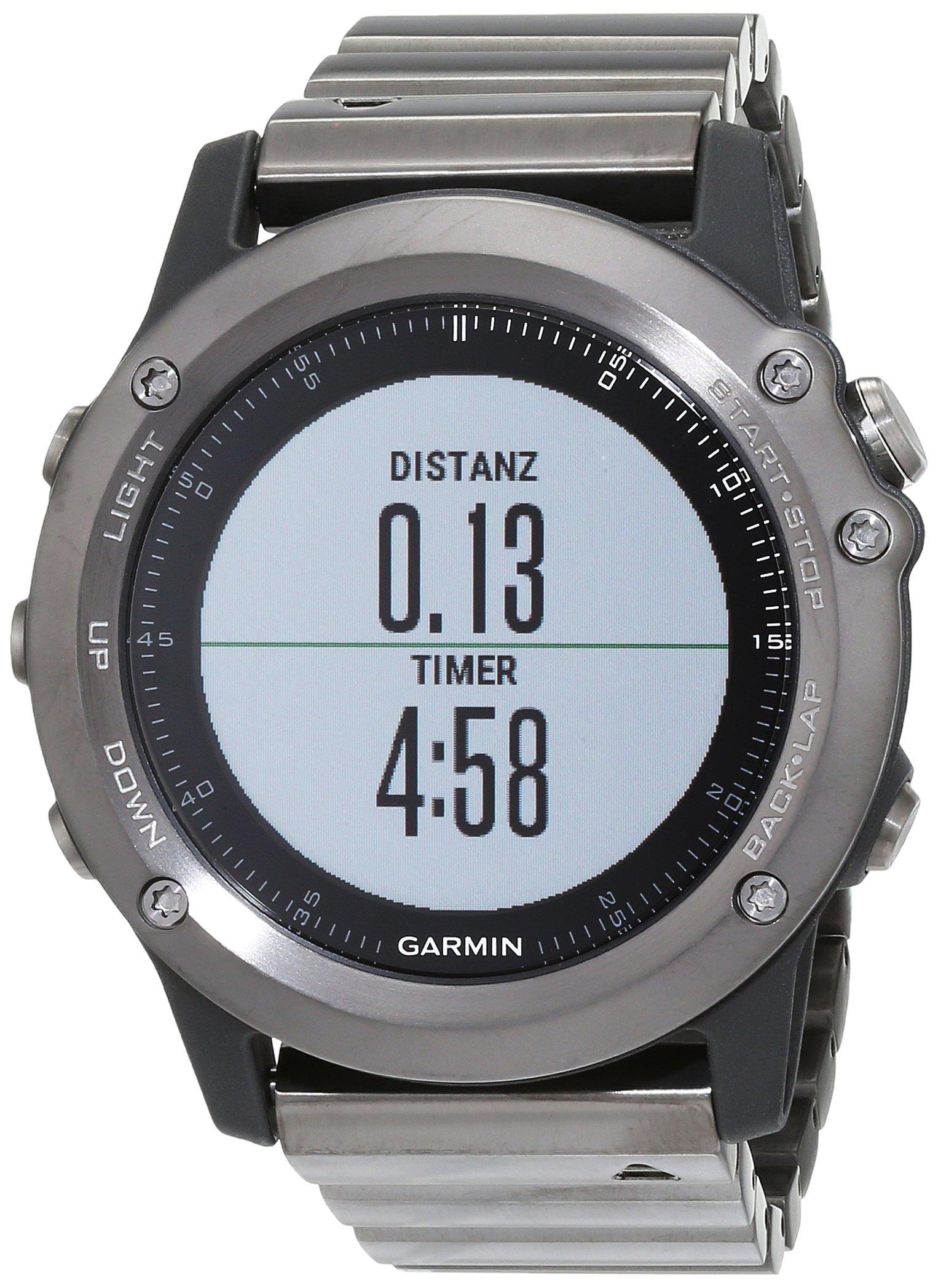 Garmin Fenix 3 Sportinis Laikrodis