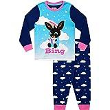 Bing Pijamas de Manga Larga para niñas