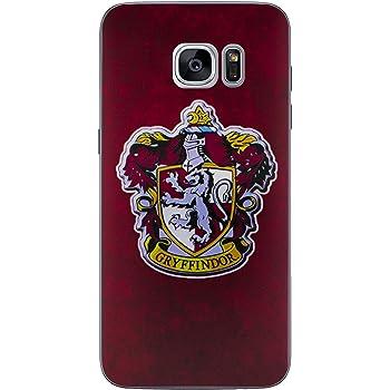 Harry Potter Maisons Étui/Coque de Téléphone pour Samsung Galaxy S7 (G930) avec Protecteur D