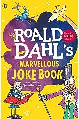 Roald Dahl's Marvellous Joke Book Paperback