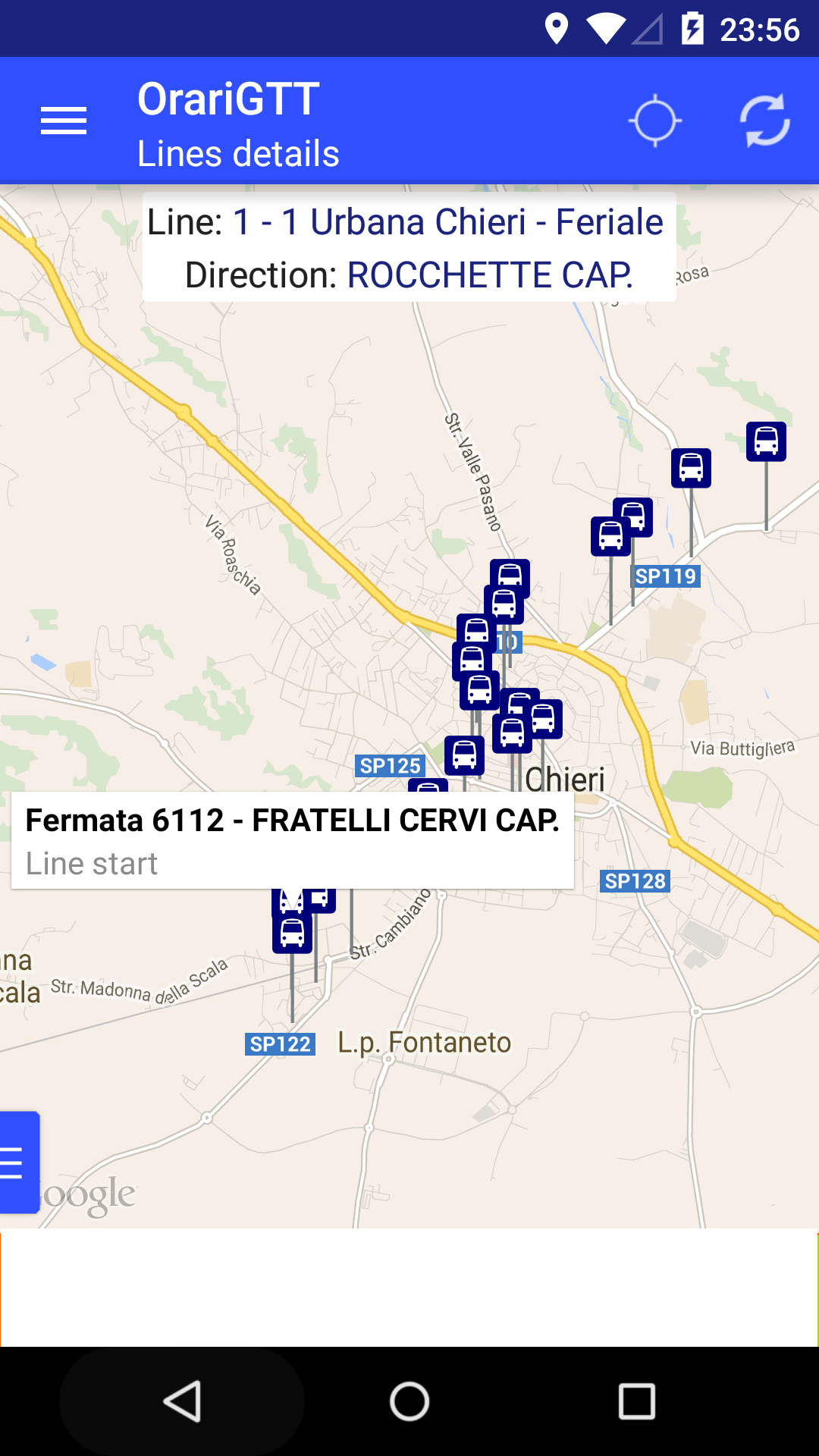 Orari GTT - Turin Transport: Amazon.de: Apps für Android
