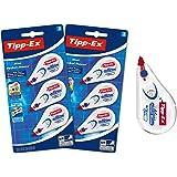 Tipp-Ex 962703 Cintas de corrección de mini mouse de bolsillo - Juego de 6