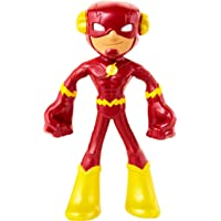 Mattel The Flash - DC Justice League Extreme Bendable Action Figures (4-Inches)