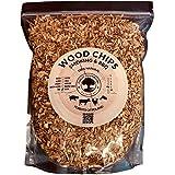 5 Liter Roken Houten Chips voor BBQ en Rokers 100% Natuurlijke uit Poolse Bossen (Beuken)