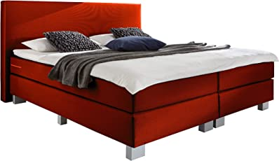Boxspringbett Wellness Edition Bonell/Bonell H1