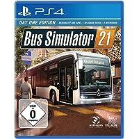 Bus Simulator 21 (exklusiv bei Amazon) - [Playstation 4]