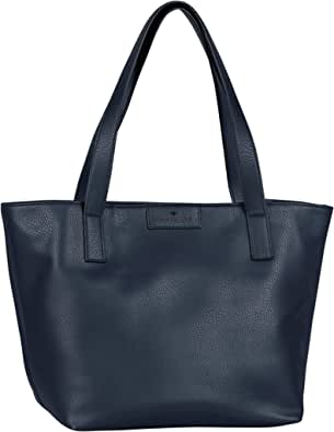 TOM TAILOR Damen Miri Zip Shopper, 43x17,5x28