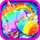 Best Beansprites LLC App Games - Rainbow Unicorn Snowcones - Kids Frozen Candy Dessert Review