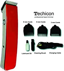 Techicon Ns - 216 Professional Rechargeable Cordless Hair Trimmer For Men