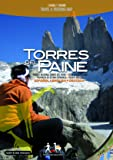 Torres del Paine, Reise- und Wanderkarte, Patagonien, Maßstab 1:100.000/1:50.000-4 Karten in one