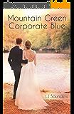 Mountain Green Corporate Blue (English Edition)