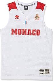 AS Monaco Basket Maillot Officiel Domicile 2018-2019 Basketball Enfant