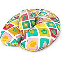 Bamibi ® Cuscino Allattamento + Cuscino Interno Multifunzionale e Cuscino Gravidanza per Dormire in Posizione Laterale…