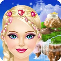 Fantasy Princess Salon: Spa, Makeup and Dress Up Game for Girls - Full Version
