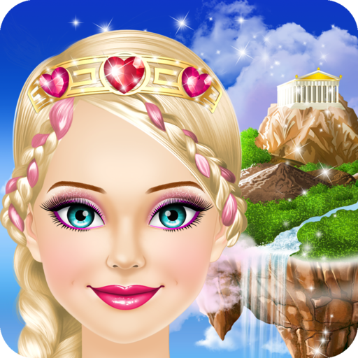 Dressup Kids Games Makeup Girl Game On The: Fantasy Princess Salon: Spa, Makeup And Dress Up Game For