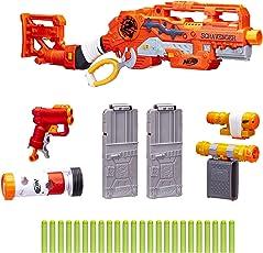 Nerf Zombie Survival System Scravenger Combat Blaster