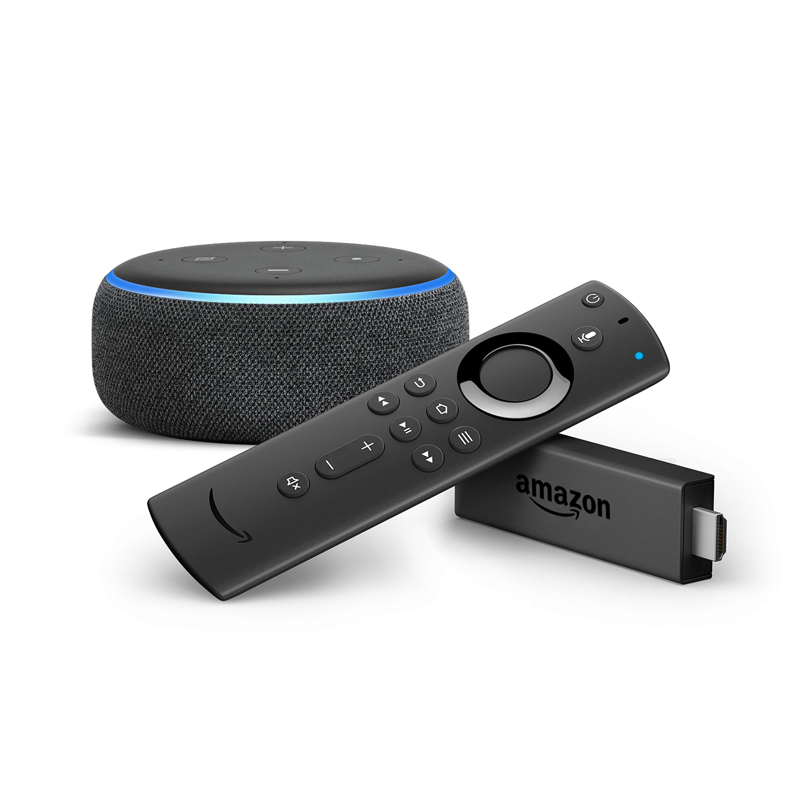 Amazon Fire TV Stick con mando por voz Alexa