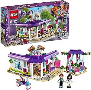 LEGO Friends Le café des arts d'Emma 41336 Jeu de Construction
