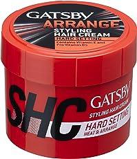 Gatsby Styling Hair Cream, Neat and Arrange, 250g