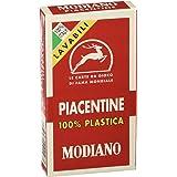 Modiano Piacentine 81/10 – 100 % plast – regionala spelkort