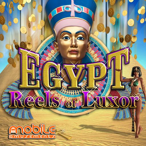 Egypt Reels of Luxor Slots FREE -