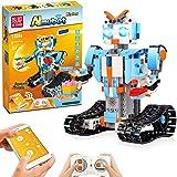 anysun STEM Toys Kit Giocattoli, 351 Pezzo Educational Remote Control Set di Robot a Blocchi per Bambini per dagli 8 Anni in