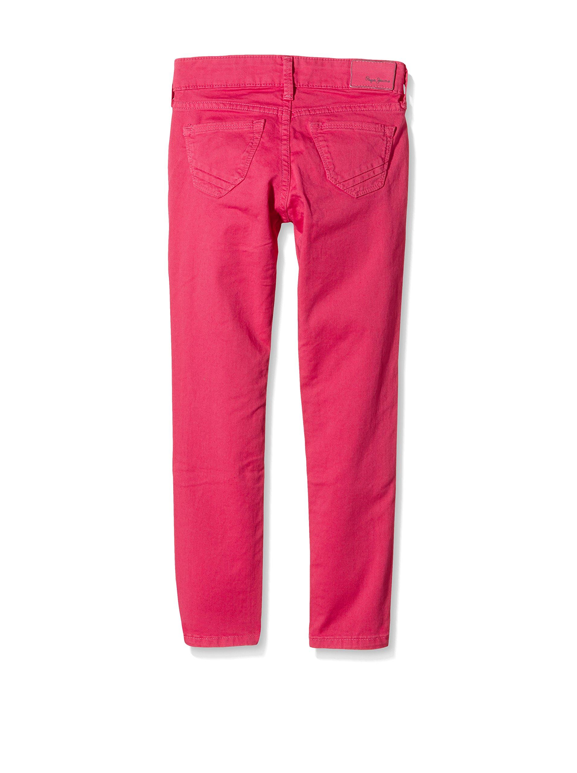 Pepe Jeans London Pantalón Pix Fucsia 2 años (92 cm)