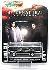 1967 CHEVROLET IMPALA SPORT SEDAN from the television show SUPERNATURAL Greenlight Collectibles 1:64