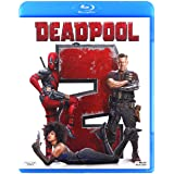 Deadpool 2 [Blu-Ray] [Region Free] (IMPORT) (No Swedish version)