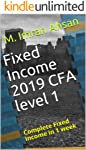 Fixed Income 2019 CFA level 1: Complete Fixed income in 1 week
