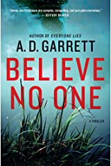 Believe No One: A Thriller Hardcover