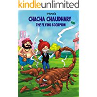 CHACHA CHAUDHARY AND FLYING SCORPIO: CHACHA CHAUDHARY ENGLISH