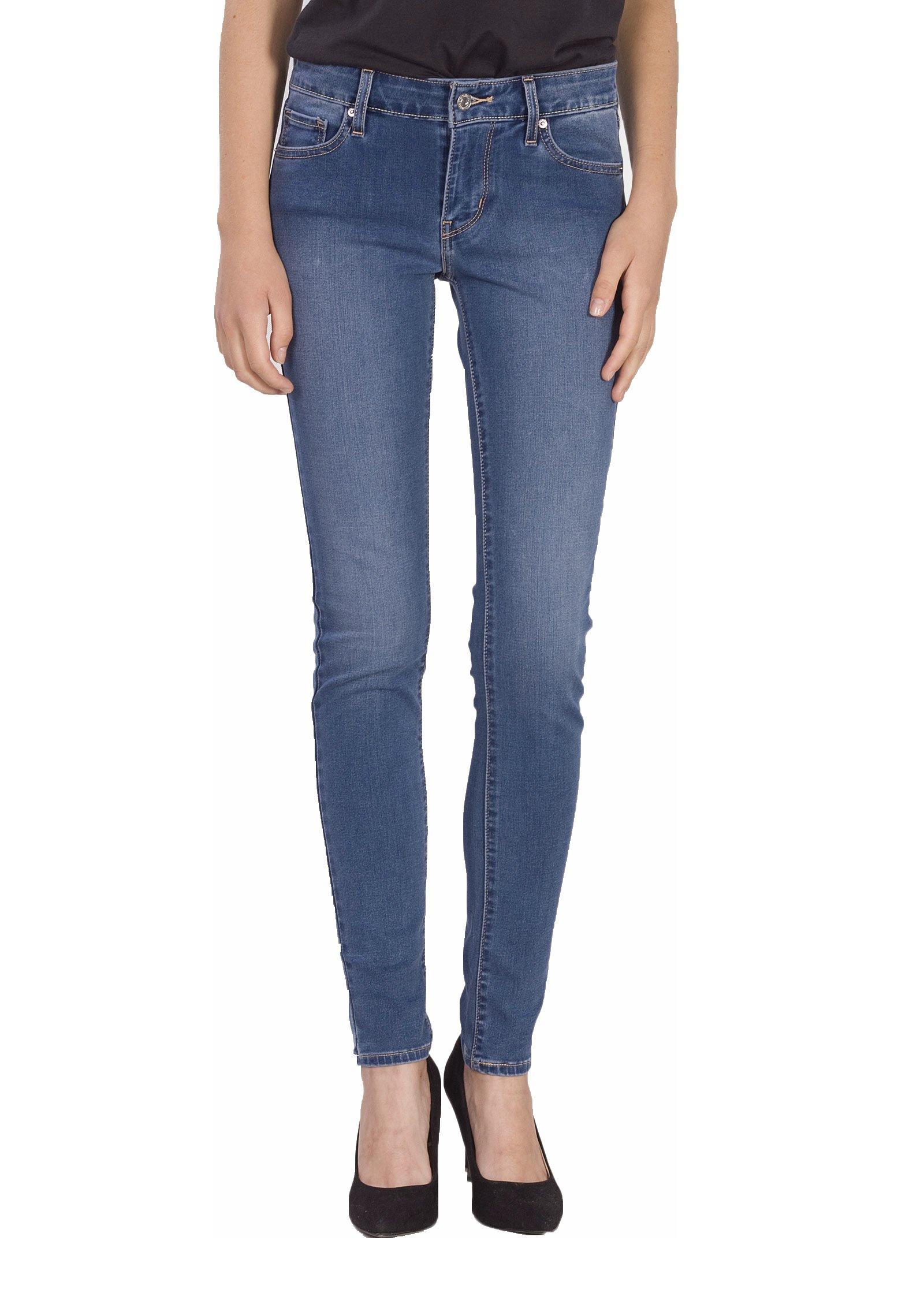 Levi's Jean Mujer 711 Skinny Easy Street