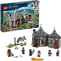 LEGO 75947 Harry Potter La cabane de Hagrid : Le Sauvetage de Buck, avec Figurine d'hippogriffe, idée Cadeau pour Les…