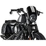 Gauntlet Verkleidung Mg4 Für Harley Dyna Street Bob 06 17 Auto