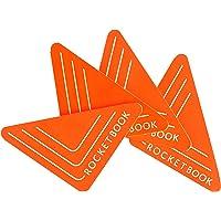 Rocketbook Beacons - Digitalizza la tua lavagna bianca - Adesivi riutilizzabili per inviare le tue note scritte sulla…