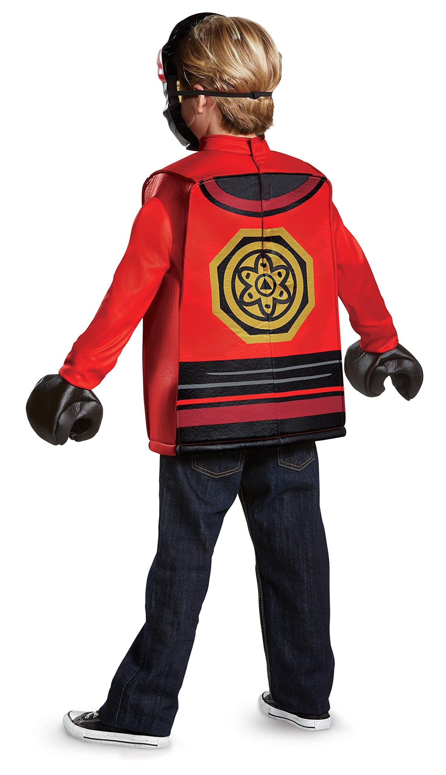 Lego Ninjago Kai 23480K Movie Classic costume, 7 - 8anni 2 spesavip