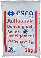 Esco Salz Streusalz Auftausalz (1 x 3 kg)